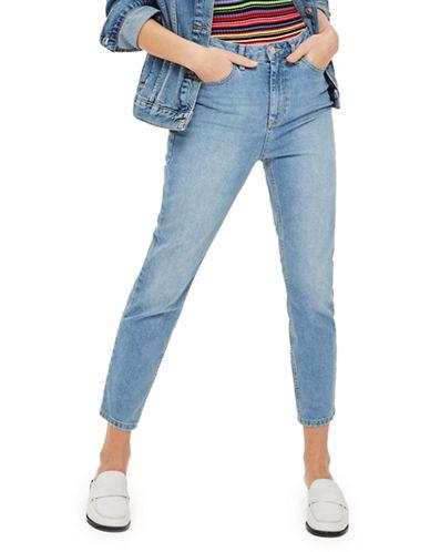 Topshop MOTO Orson Slim Leg Jeans 30-Inch-MID DENIM-32X30