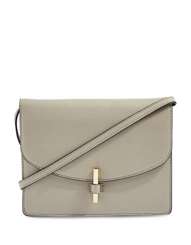 Topshop Olivia Crossbody Bag-GREY-One Size