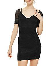 Petite Robe Noire Femmes La Baie D Hudson