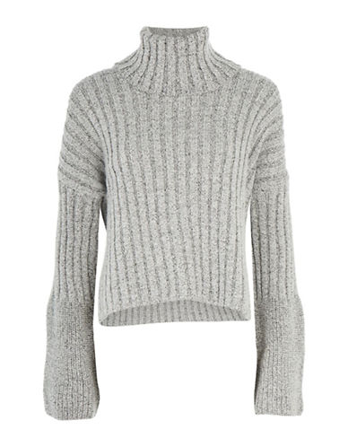 Chunky Wide Ribbed Sweater   Hudson's Bay