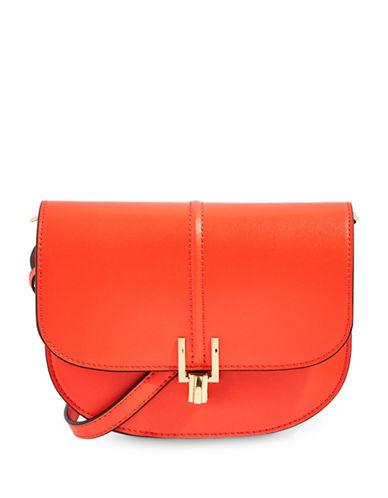 Topshop Rue Crossbody Bag-ORANGE-One Size