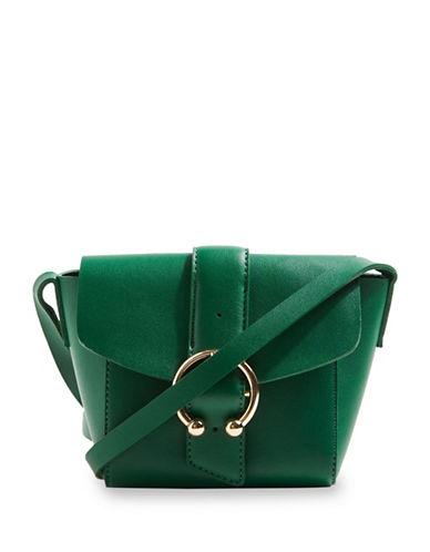 Topshop Raven Crossbody Bag-GREEN-One Size
