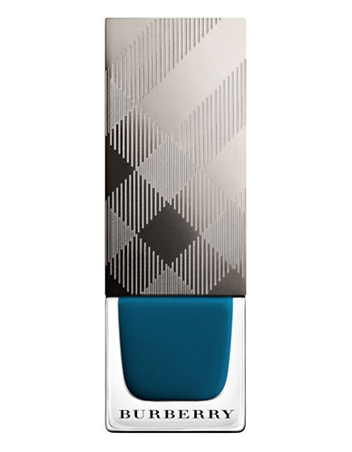 Burberry Nail Polish-427 TEAL BLUE-One Size