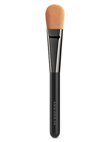 Burberry Foundation Brush 04-NO COLOUR-One Size