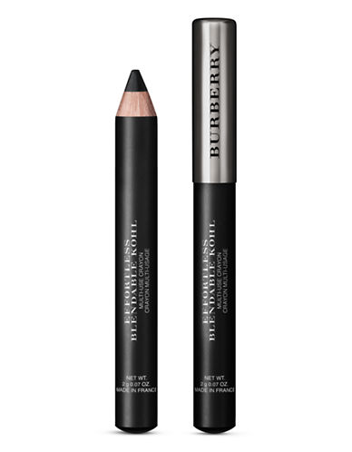 Burberry Effortless Kohl Eye Pencil-01 JET BLACK-One Size