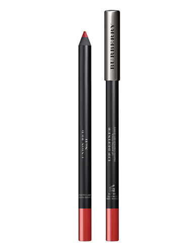 Burberry Lip Definer-11 UNION RED-One Size