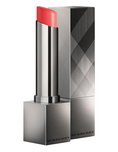 Burberry Kisses Sheer Lipstick-265 CORAL PINK-One Size