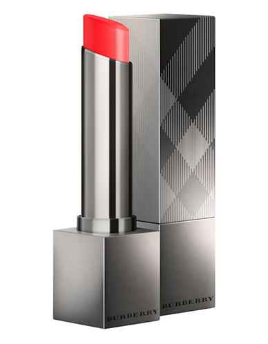 Burberry Kisses Sheer Lipstick-273 ORANGE POPPY-One Size
