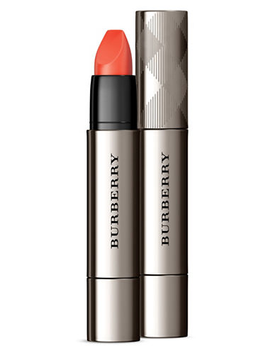 Burberry Full Kisses Lipstick-CORAL RED-One Size