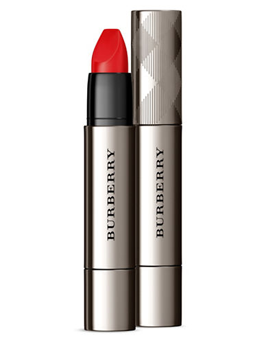 Burberry Full Kisses Lipstick-MILITARY RED-One Size