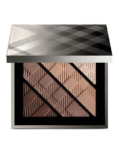 Burberry Quattuor Complete Eye Palette-SMOKEY BROWN-One Size