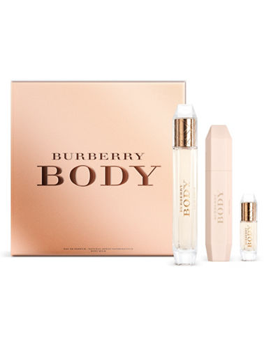 Burberry Body Three-Piece Holiday Set-NO COLOUR-85 ml