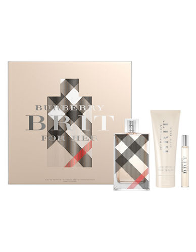 Burberry Burberry Brit for Her Mothers Day Three-Piece Set-0-100 ml