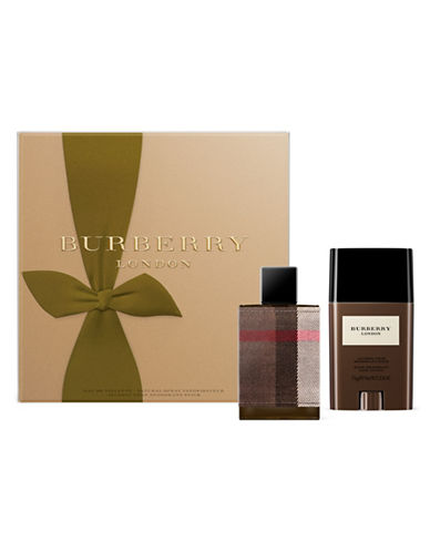 Burberry London Men Two-Piece Holiday Gift Set-0-50 ml