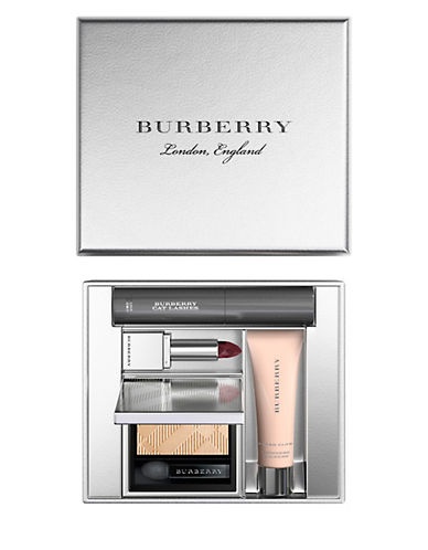 Burberry Four-Piece Mini Beauty Box-NO COLOR-One Size