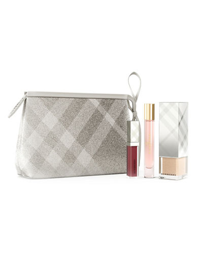 Burberry Four-Piece Holiday Gift Set-NO COLOR-One Size