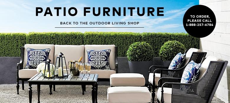 28 Hudson Bay Outdoor Patio Furniture Dwl