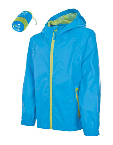 Trespass Qikpac Rain Jacket-BLUE-X-Large 89003099_BLUE_X-Large