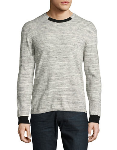 Native Youth Vented Ringer Sweater-GREY-Medium 88758351_GREY_Medium