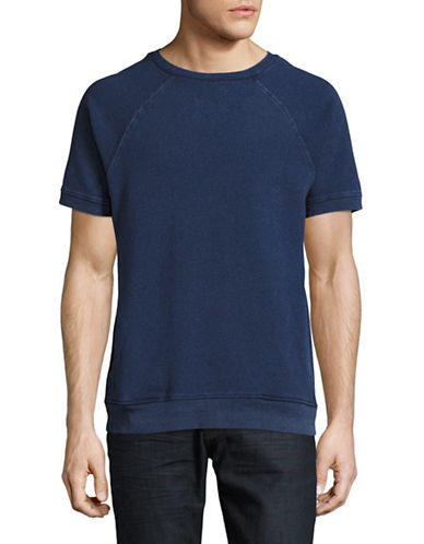 Native Youth Harwich Sweat T-Shirt-BLUE-Large 89039301_BLUE_Large