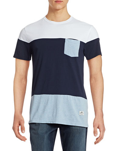 Penfield Ranchwood Panel T-Shirt-WHITE-Small 88282837_WHITE_Small