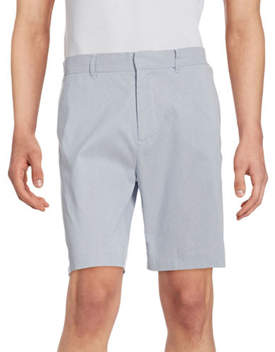Penfield Skinny Striped Shorts-BLUE-X-Large 88282856_BLUE_X-Large