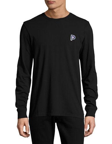 Penfield Plano Long Sleeve T-Shirt-BLACK-Medium 89128227_BLACK_Medium