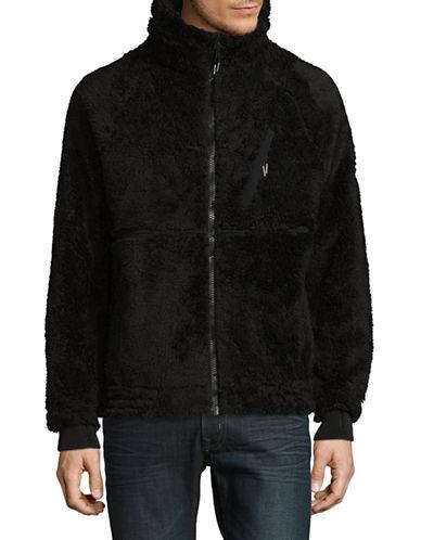 Penfield Breakheart Fleece Jacket-BLACK-Large 89403478_BLACK_Large