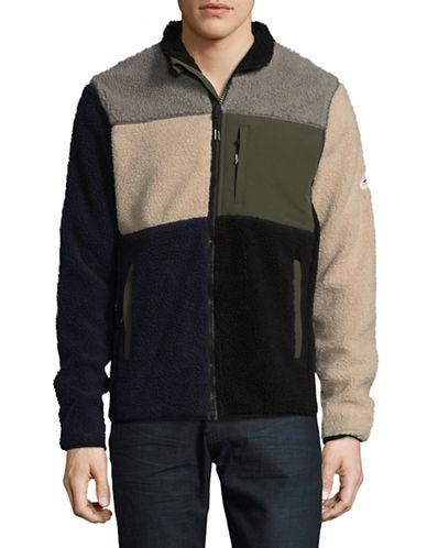 Penfield Mattawa Fleece Jacket-MULTI-COLOURED-Medium
