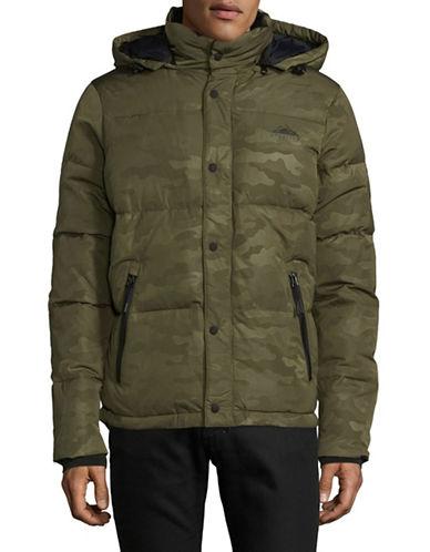 Penfield Down-Filled Equinox Camo Puffer Jacket-GREEN-Medium 89403474_GREEN_Medium