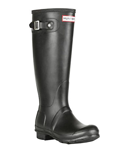 Hunter Original Tall Rainboots-BLACK-7