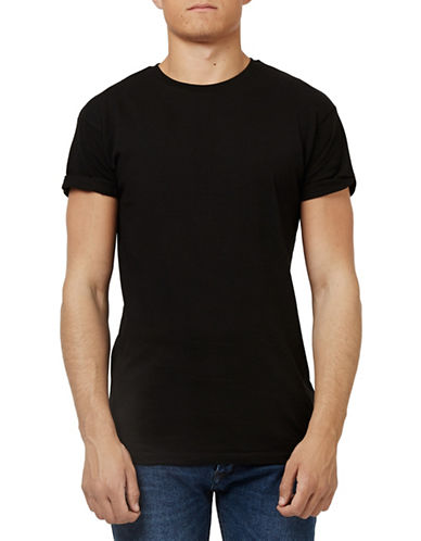 Topman Roller T-Shirt-BLACK-X-Small