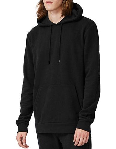 Topman Jax Hoodie-BLACK-Medium 88787273_BLACK_Medium