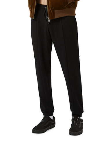 Topman Noel Skinny Joggers-BLACK-Small 89008370_BLACK_Small