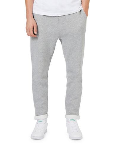 Topman Macabee Drawstring Jogger Pants-GREY-Large 88821637_GREY_Large