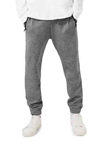 Topman Skinny Joggers-BLACK-Large 88951023_BLACK_Large