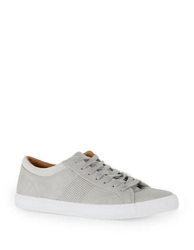 Topman Youth Sneakers-GREY-EU 43/US 10