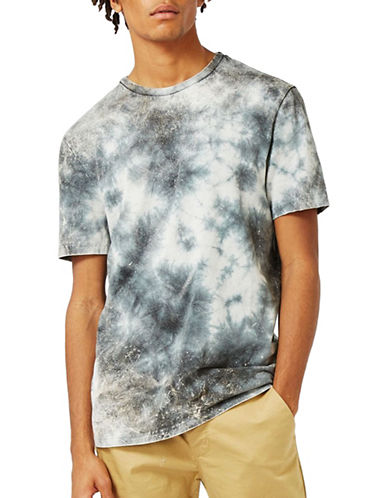 Topman Atomic Wash T-Shirt-BLACK-Large 88974778_BLACK_Large
