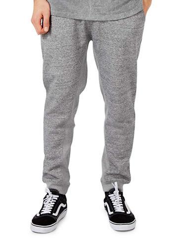 Topman Skinny Joggers-BLACK-Medium 88914733_BLACK_Medium