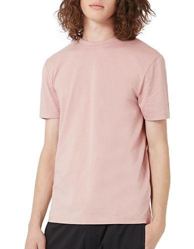 Topman Slim Fit T-Shirt-PINK-Small 88919599_PINK_Small
