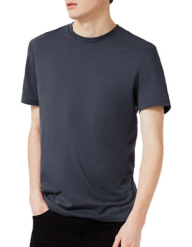 Topman Ombre Slim Fit T-Shirt-GREY-Medium
