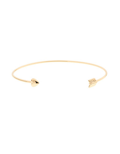 Ted Baker London Carise Cupids Arrow Bracelet-GOLD-One Size