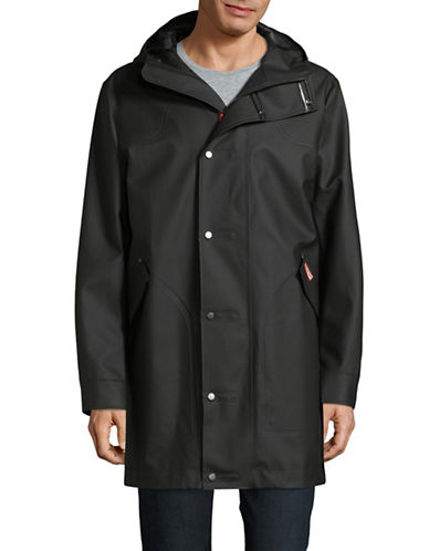 Hunter Original Rubberized Hunting Coat-BLACK-Small