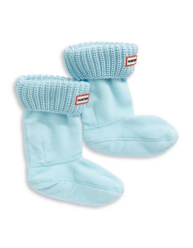 Hunter Kids Boot Socks-MINT-Medium