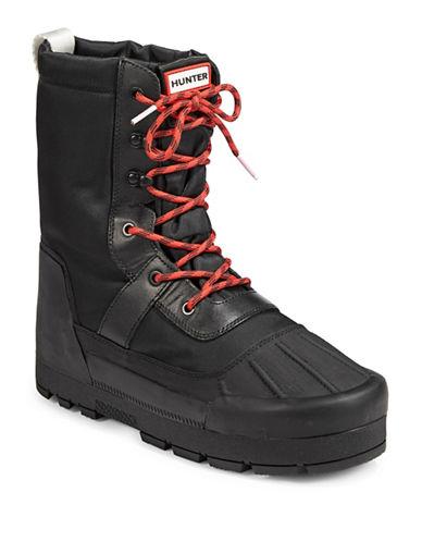 Hunter Original Snow Boots-BLACK-11