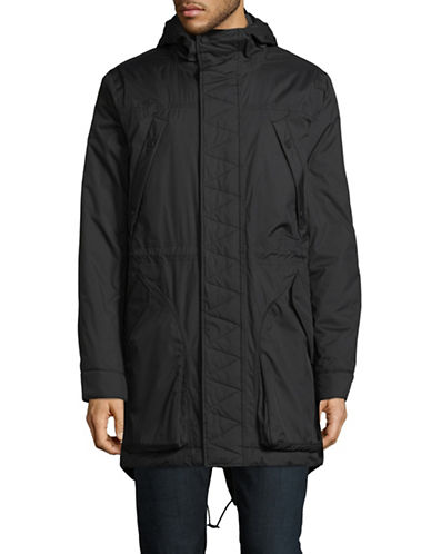 Hunter Original Insulated Parka-BLACK-Small