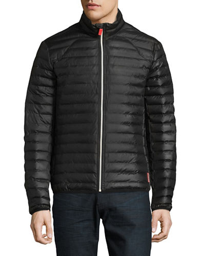 Hunter Original Mid-Layer Jacket-BLACK-Medium