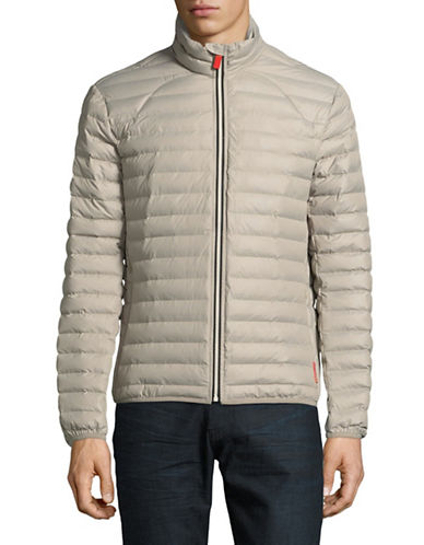 Hunter Original Mid-Layer Jacket-WHITE-Small