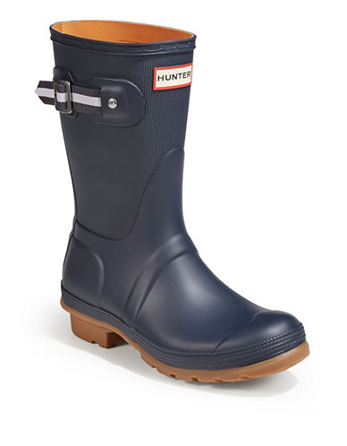 Hunter Original Sissinghurst Pull-On Boots-BLUE-5