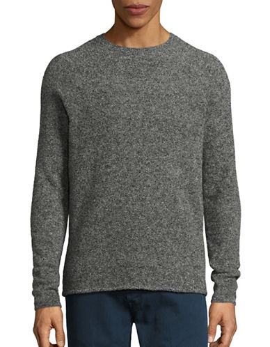 Ps By Paul Smith Marled Wool-Blend Sweater-GREY-Small 88577809_GREY_Small